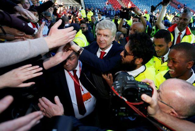 Arsenal biggest win under Arsene Wenger