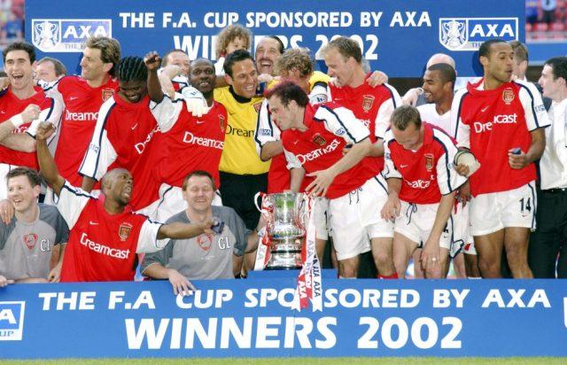 Arsenal record FA Cup wins