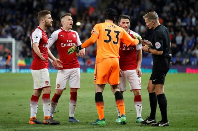 Arsenal Player With The Most Yellow Cards Shkodran Mustafi
