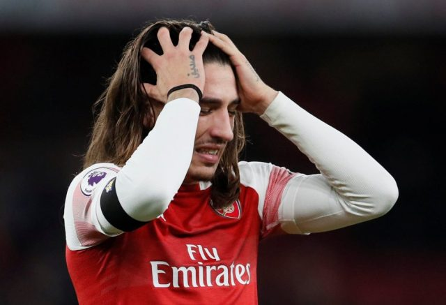 Arsenal Players With Long Hair