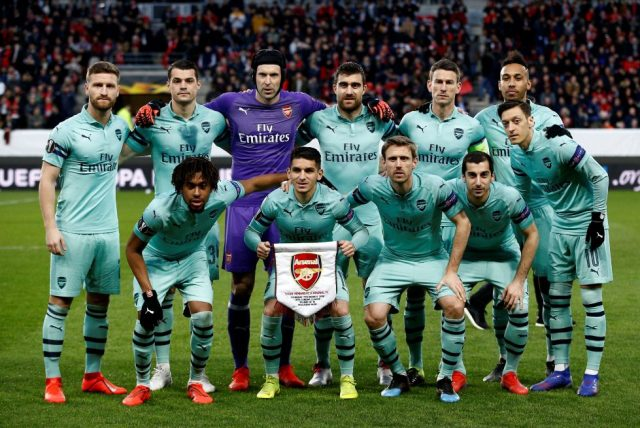 Arsenal Squad Team All Players 2018-19