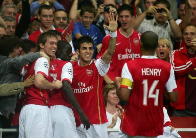 Arsenal Youngest Captain Ever