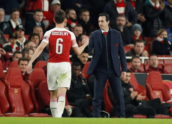 Koscielny Takes Dig At Wenger As He Claims Arsenal Have Become More Intelligent Under Emery