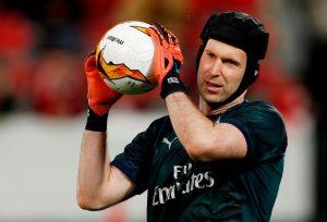 Petr Cech Arsenal Photos