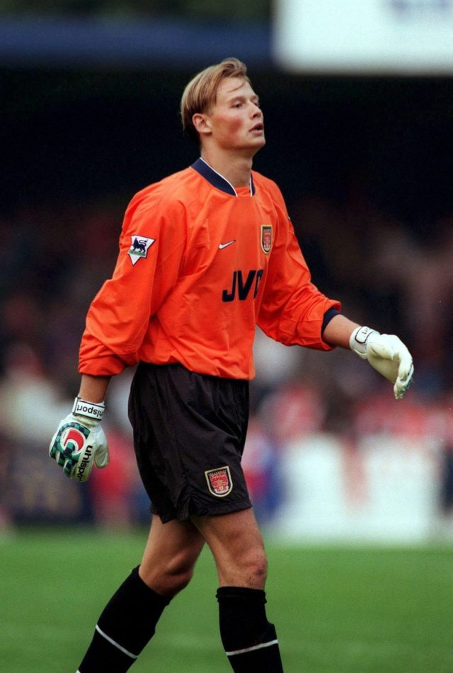 Players Who Appeared For Arsenal And Liverpool