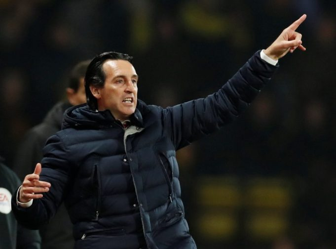 Unai Emery Has A Strong Message For Arsenal Ahead Of The Napoli Clash