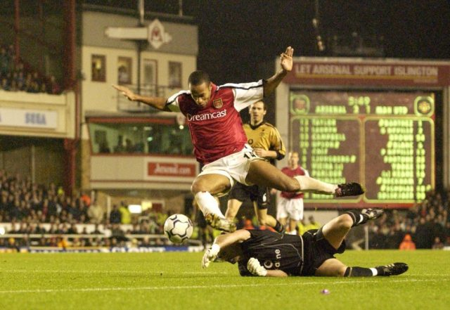 Best Arsenal Strikers
