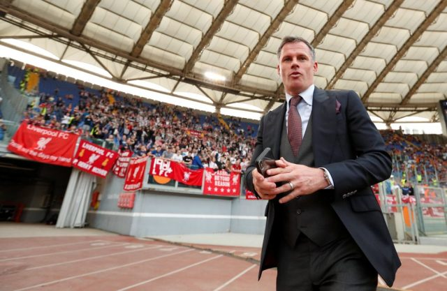 Jamie Carragher Picks One Team To Surely Make It Into The Top Four