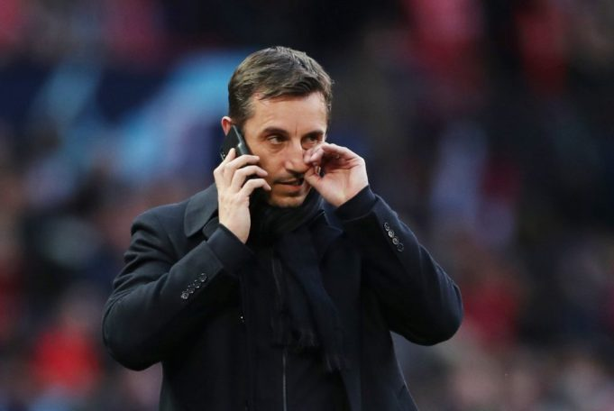 Neville impressed with Emery's debut season