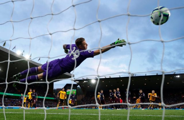 Unai Emery Choses Not To Blame Bernd Leno For Wolves Defeat