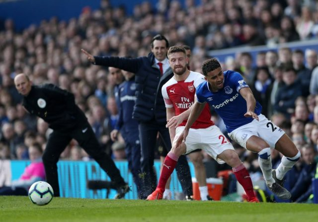 Why Emery was wrong to defend Mustafi