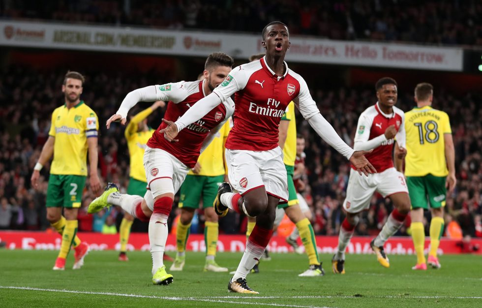 arsenal vs norwich city - photo #36