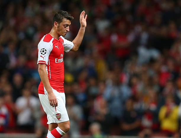 Report: Real Madrid Not Targeting Ozil But Other Arsenal Star