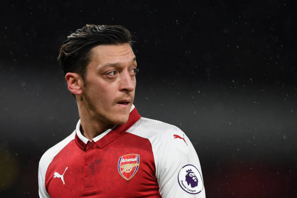 Mesut Ozil Wants Arsenal Jersey Number 10