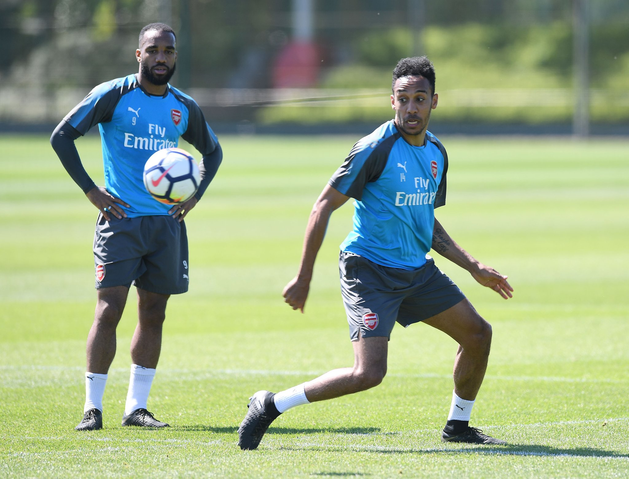 Arsenal Official Lineup VS Burnley Revealed - Arsenal True ...