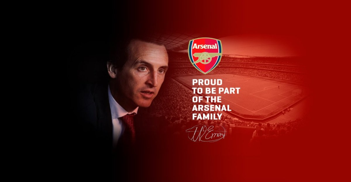 Unai Emery Confirms Himself As Arsenal Manager