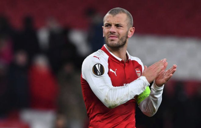 Jack Wilshere Hints At Leaving Arsenal