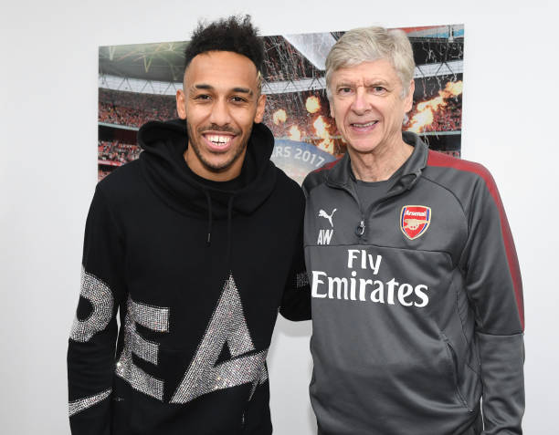 Aubameyang Reveals Bitter Truth About Arsenal Under Wenger