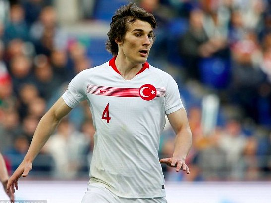 Caglar Soyuncu Confirms That He Wants Arsenal Move