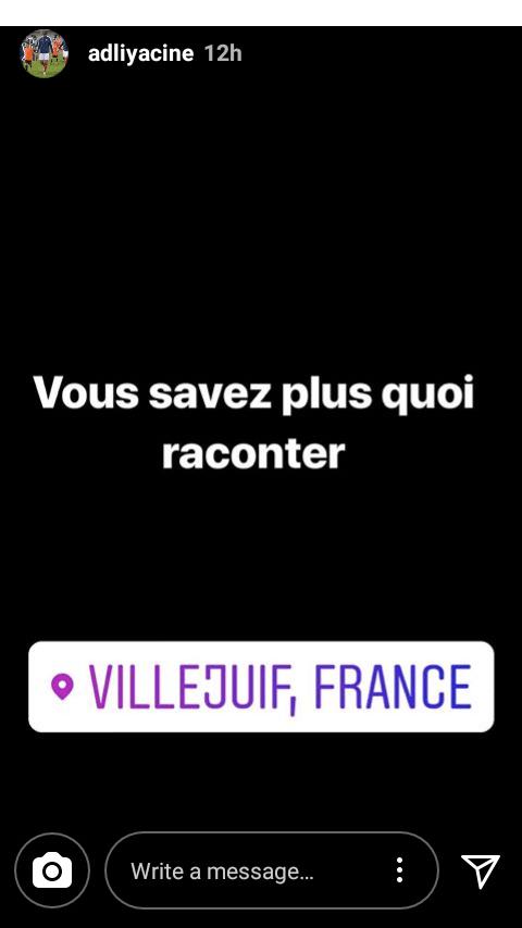 Yacine Adli on Instagram