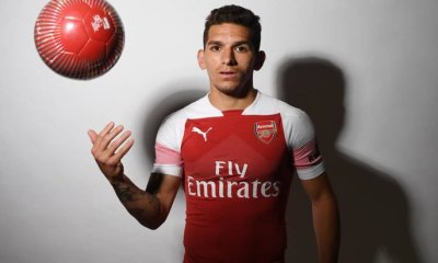 Arsenal New Signing Lucas Torreira