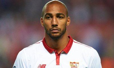 Sevilla midfielder Steven N'Zonzi