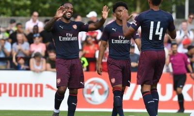 Boreham Wood Vs Arsenal