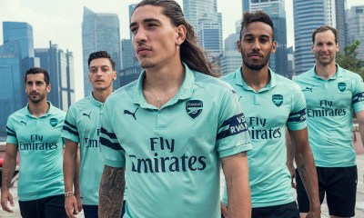 Arsenal 2018/19 Third Kit