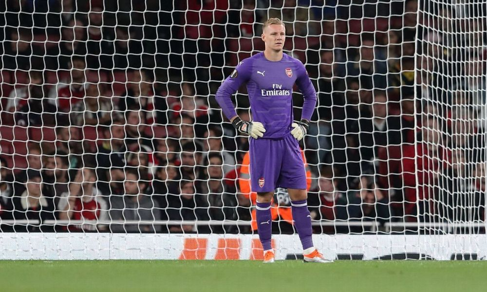 Why Bernd Leno Has Lost Support Of Arsenal Fans
