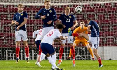 England Under 21 Vs Scotland Under 21