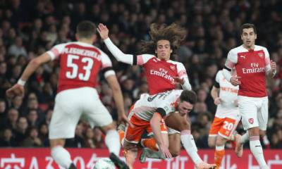 Arsenal Vs Blackpool