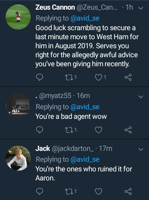 Arsenal Fans Frustrated