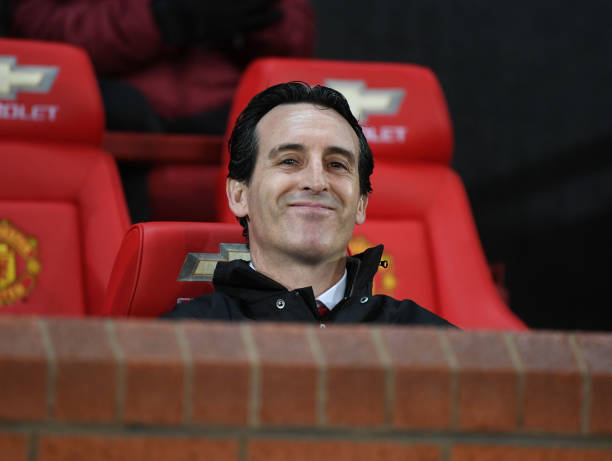 Arsenal-head-coach-unai-emery-before-the-premier-league-match-between-picture-id1068886338