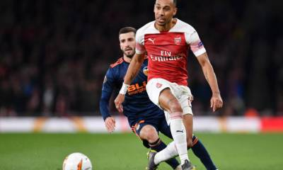 4ad9abf0996 Aubameyang reveals why Arsenal struggled against Valencia in the opening  minutes