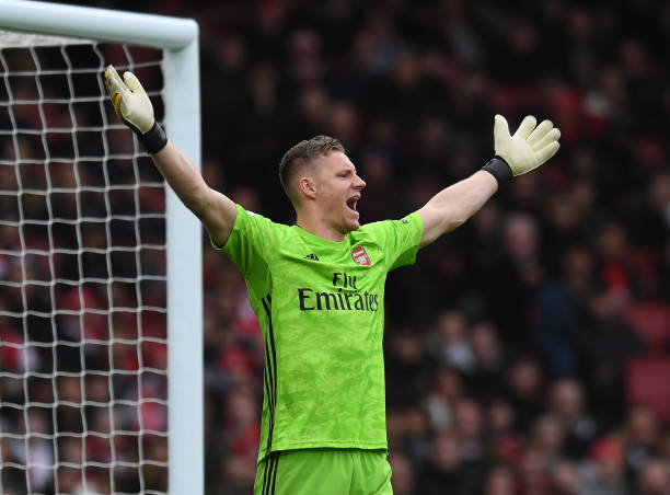 Bernd Leno Reveals The Arsenal Player That Helped Him To