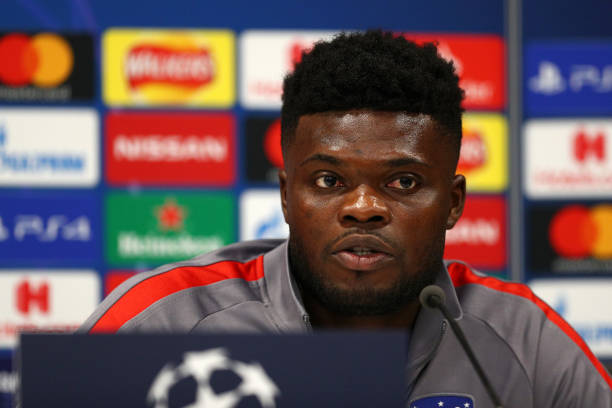 Arsenal table triple-your-money contract offer for Ghana's Thomas Partey
