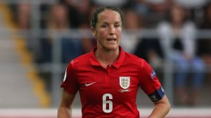 Casey Stoney, Arsenal and England