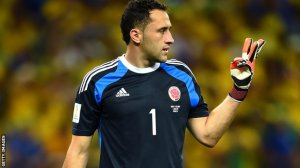 Ospina set for challenge of becoming first choice keeper