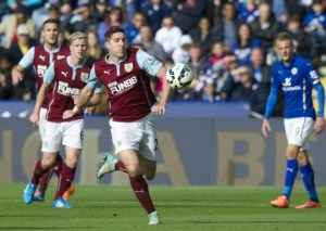 Clarets ready to give it a go against Gunners