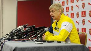 Arsene expecting positive Gunners response against the Toffees