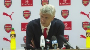 Arsene still searching for a first win over the 'defensive one'