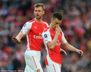 BFG and Kos both doubts for trip to St James's Park