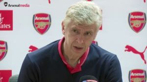 Wenger reflects on win over Everton and topping Premier League table