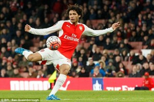 Elneny impresses on Arsenal debut