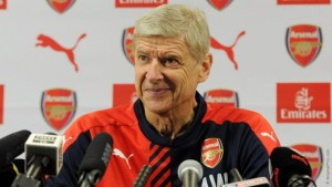 Arsene set to make changes for FA Cup tie with Burnley