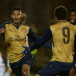 Arsenal beat Swansea City to reach the last 16 of the FA Youth Cup