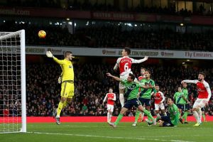 Arsenal can't find a way past Forster and Saints defence