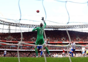 Alexis opens the scoring, but Gunners drop two more points