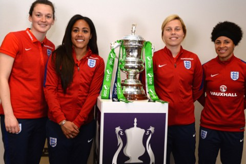 Arsenal Ladies drawn at home to Sunderland in FA Cup semi-final