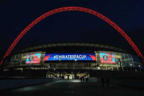 Arsenal-Manchester City FA Cup semi-final to be played on Sunday 23rd April